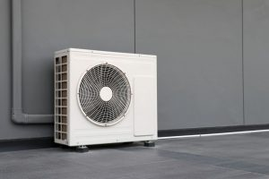 ventilation fan on the wall